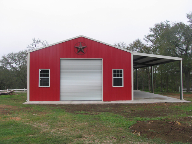 Metal buildings miller custom homes for All metal houses